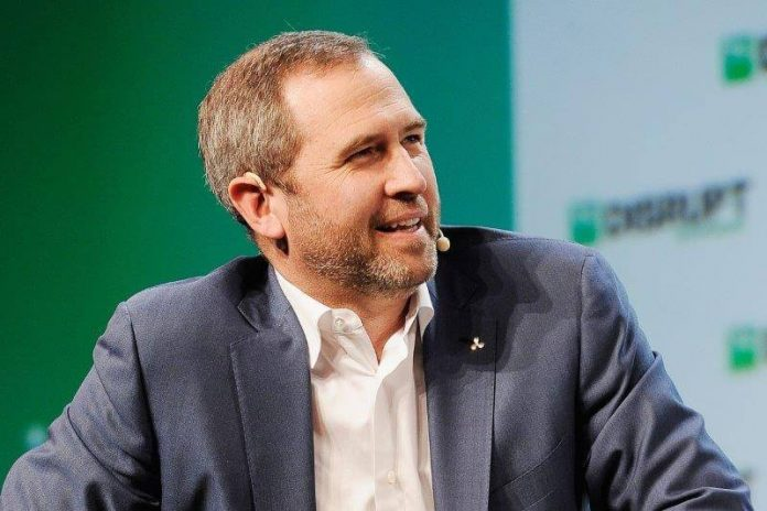 Ripple CEO Garlinghouse