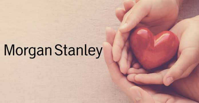 Morgan Stanley to Give $20M to Combat Children's Mental Health Issues