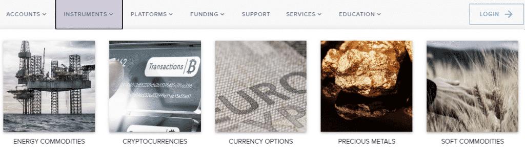AnalystQ Reviews - Trading Instruments